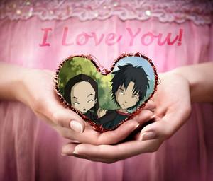 William and Yumi amor
