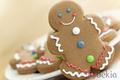 cookie gengibre-------♥