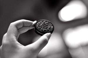 oreo cookie-------------♥