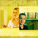 Travis and Laurie Icons - cougar-town icon