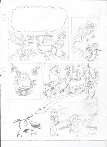 Courage the Cowardly Dog Hintergrund entitled 90's kid Von herz