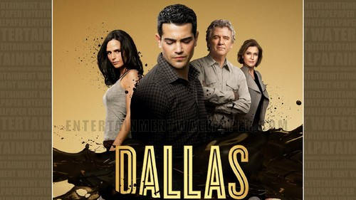 Dallas Tv Show wallpaper probably containing a sign entitled Dallas Season 2 wallpaper