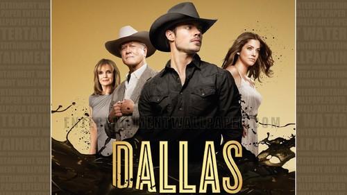 Dallas Tv Show wallpaper containing a fedora entitled Dallas Season 2 wallpaper