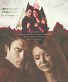 Keep holding on 'cause you know we'll make it through make it through - damon-and-elena fan art