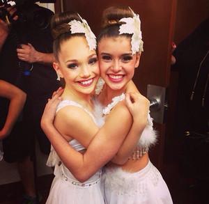 Maddie and Kalani