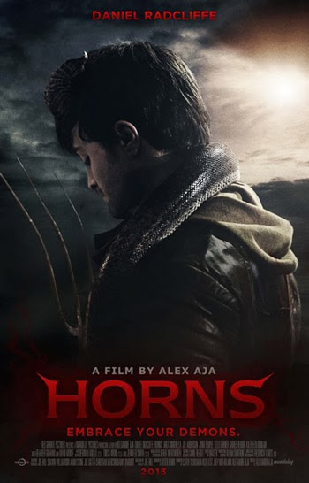 Horns Film Poster (Fb.com/DanielJacobRadcliffeFanClub ... Horns Movie Poster