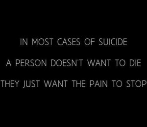 Stop the Pain...