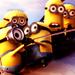 Minions <3 - despicable-me-minions icon