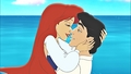 Disney Princess Screencaps - Princess Ariel & Prince Eric - disney-princess photo