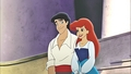 Disney Princess Screencaps - Prince Eric & Princess Ariel - disney-princess photo