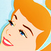 Princess Cinderella - disney-princess icon