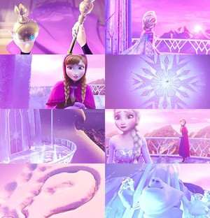Disney's 겨울왕국 <3