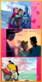 Happy Valentine's Day - disney-princess fan art