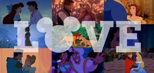 迪士尼 爱情