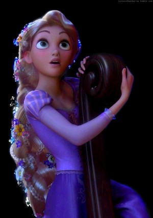 Rapunzel - ট্যাঙ্গেল্ড