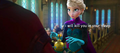 What Elsa Was Thinking When He Told Her To Take Off Her Gloves - disney-princess photo
