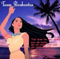 Team Pocahontas Icon - disney-princess fan art