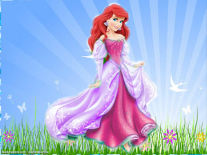 disney princess ariel new look