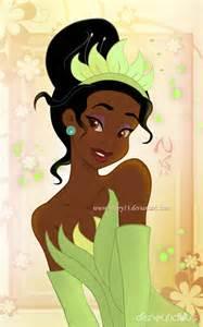 Disney Princess, Tiana