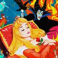 """Sleeping Beauty"" - disney fan art"