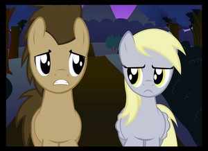 Doctor Whooves and Dearpy