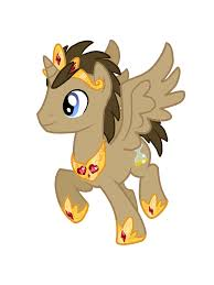 Doctor Whooves the alicorn