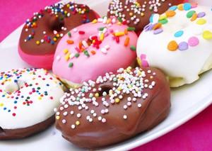 donuts kawaiis----- <3