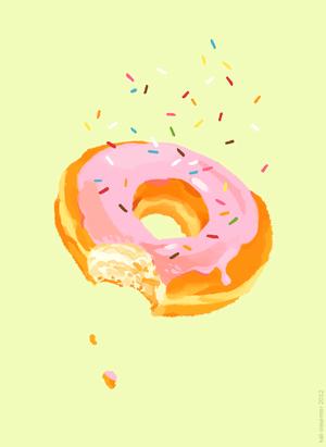 donut---------------------