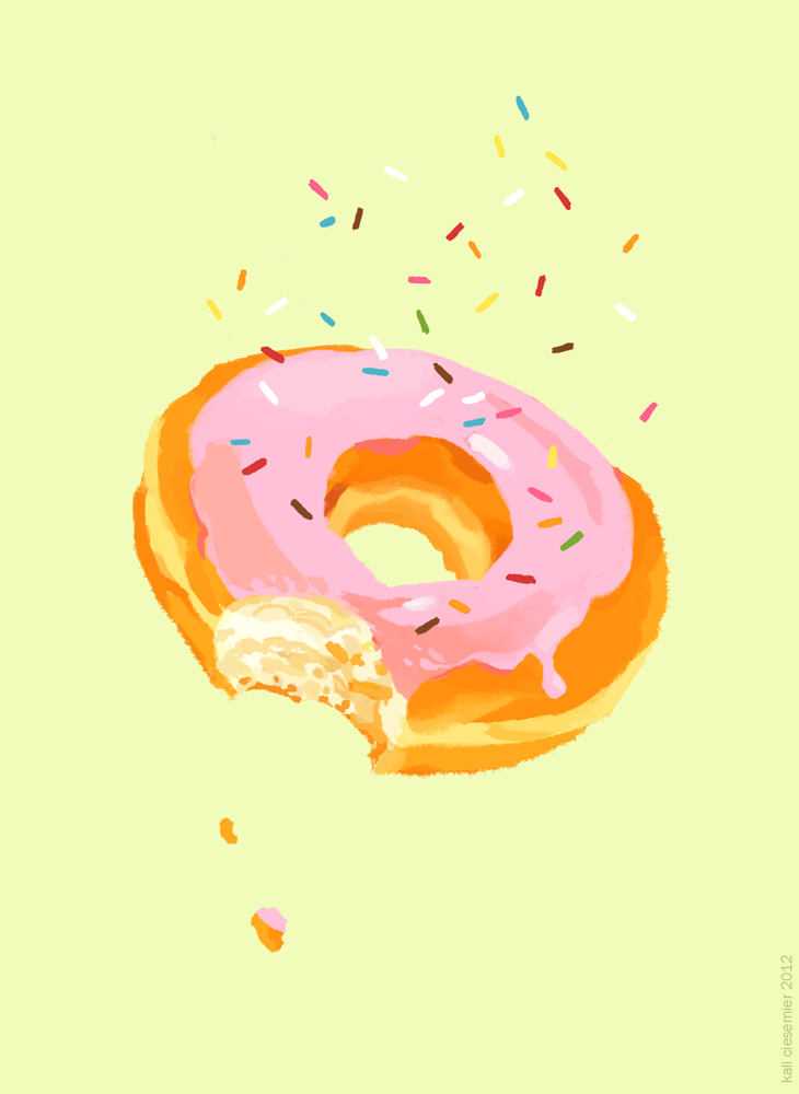 Donut Donuts Wallpaper 36652945