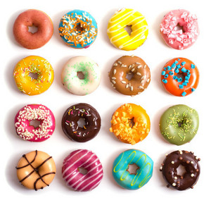 donuts---------------------♥