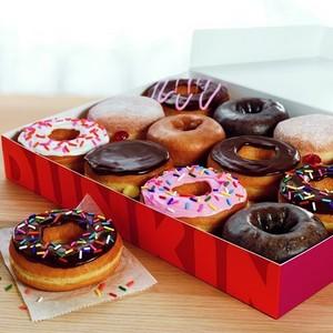 Sô cô la donut----------------♥