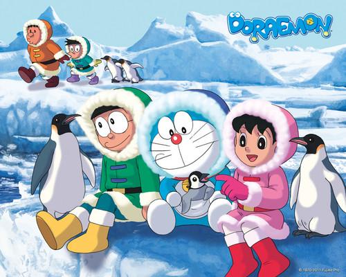 Doraemon Hintergrund entitled doreamon.............