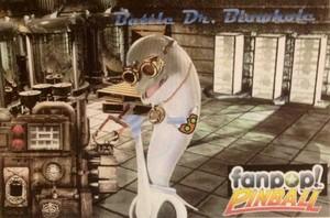 Dr Blowhole Pinball Ad