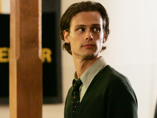 Dr. Spencer Reid wallpaper probably with a business suit titled Dr. Spencer Reid