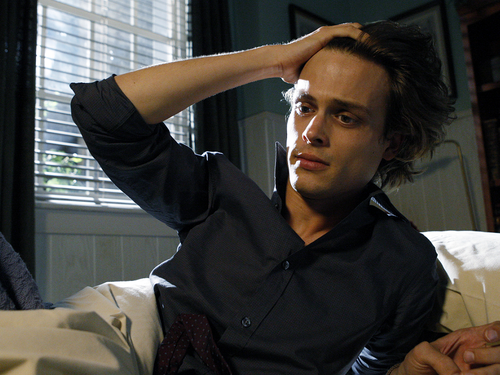 Dr. Spencer Reid wallpaper called Dr. Spencer Reid