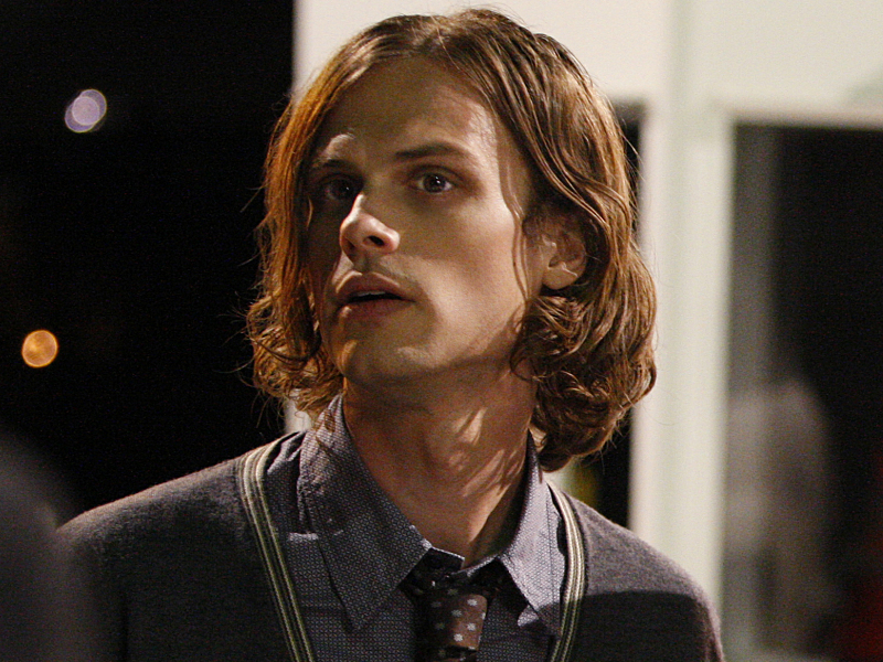 Dr. Spencer Reid