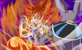 *Goku v/s Bills* - dragon-ball-z photo