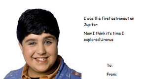 drake and Josh Valentines hari cards