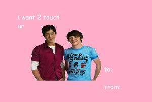 পাতিহাঁস and Josh Valentines দিন cards