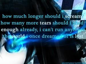 sadness :(
