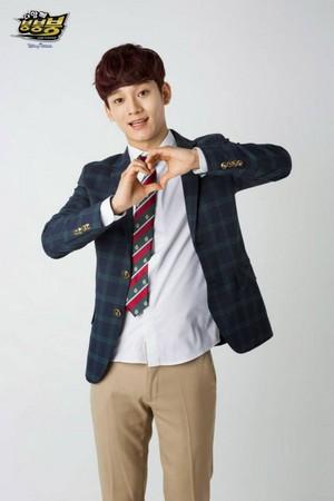 Chen (EXO KKT Game)