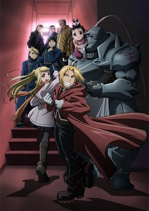 Edward Elric (and other characters)