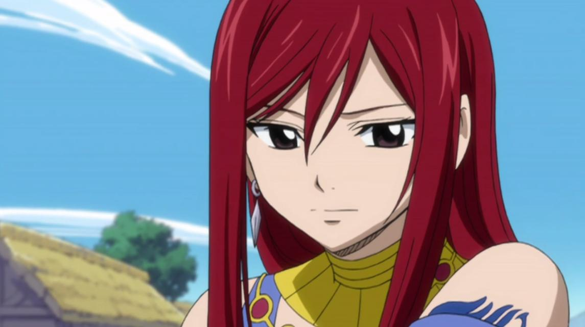 Erza Scarlet - Fairy Tail Guild