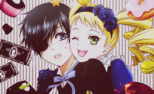 Ciel and Lizzy