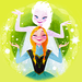 Elsa and Anna icons - elsa-and-anna icon