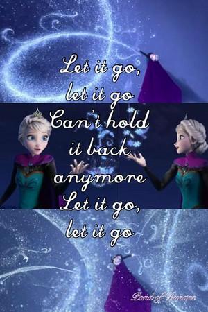 Elsa Цитаты