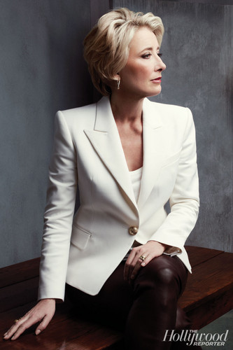 Emma Thompson wallpaper containing a business suit, a suit, and a well dressed person entitled beautiful emma