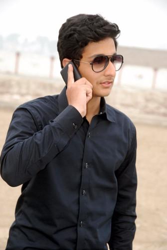 Emo Boys پیپر وال with sunglasses entitled Ahmad Dar