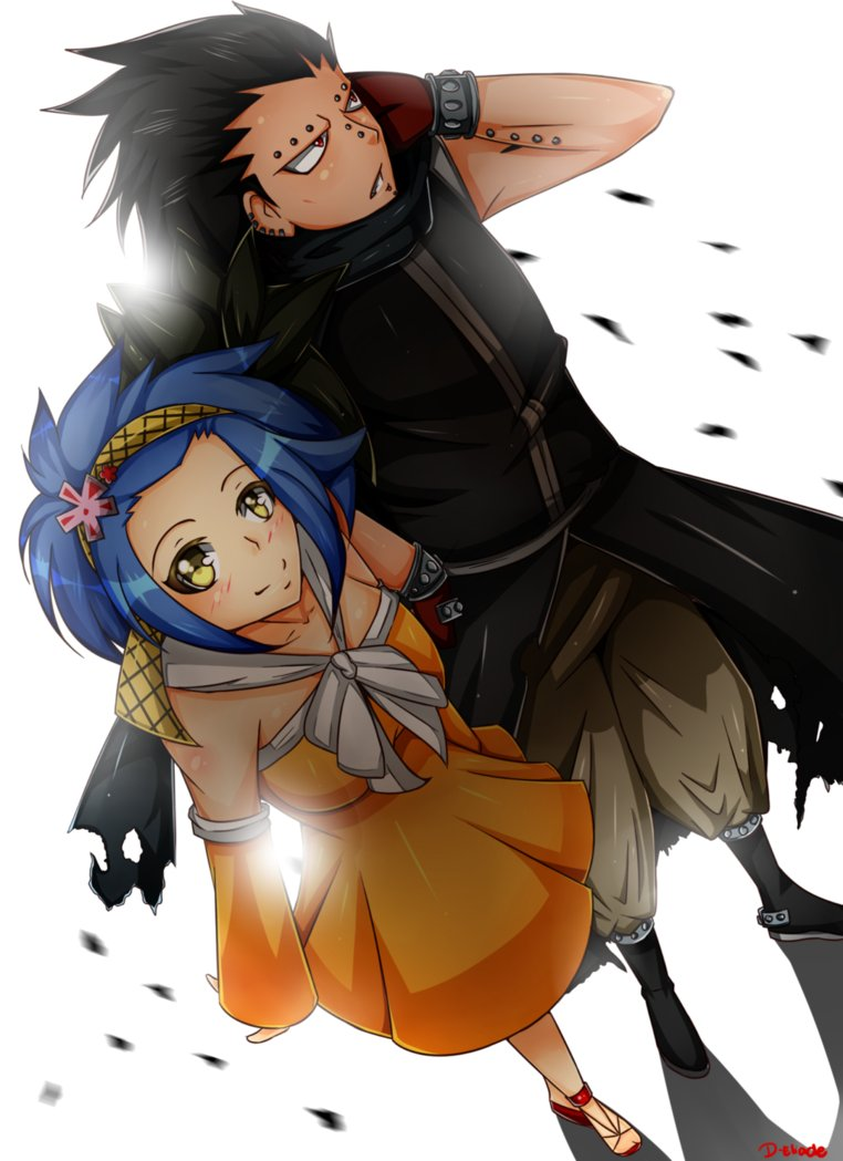 Fairy Tail Couples images GaLeღೋ(Gajeel x Levy) HD ...