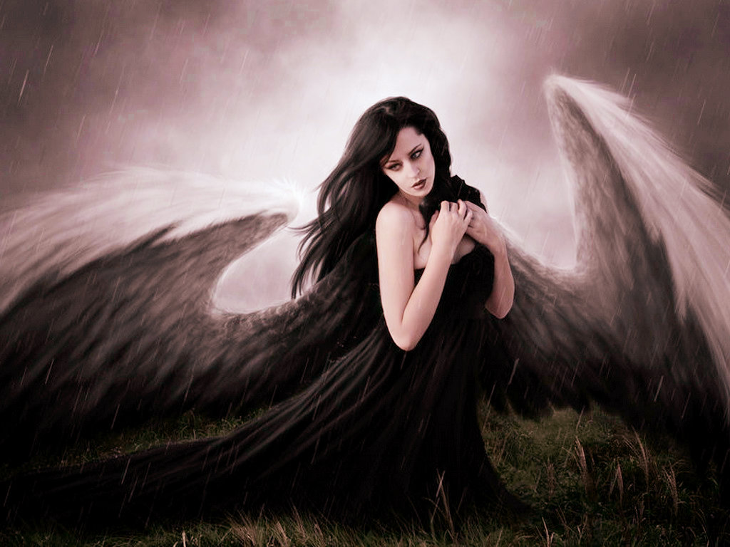 Have Beautiful fantasy angels consider